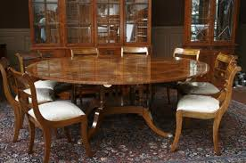 60 inch round dining table set shel knox pedestal room on in