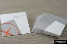 business card stock paper square business cards business cards by premiumcards net