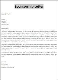 sponsorship invoice letter printable invoice template