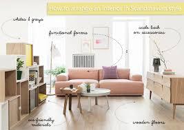Scandinavian Decor On A Budget Creating Interior In Scandinavian Style Pixersize Com