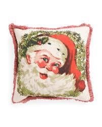 Domain Decorative Christmas Pillows by Throw Pillows T J Maxx