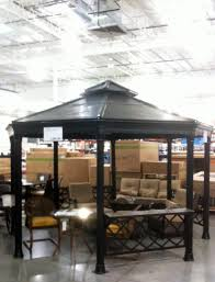 unbelievable gazebo from costco garden landscape