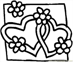 Coloring Pages Hearts Hearts 08 Coloring Page Free Valentine S Day Coloring Pages by Coloring Pages Hearts