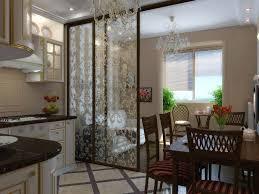 separation en verre cuisine salon separation de cuisine en verre sacparation cuisine salon hyper