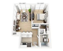 floor plans and pricing for columbus square upper west side nyc one bedroom a1f 795