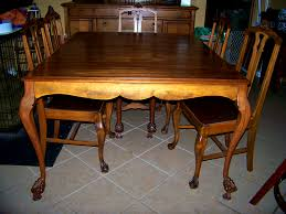 furniture magnificent antique english oak dining table and