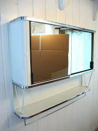 corner medicine cabinet vintage white medicine cabinet with mirror mid century modern medicine