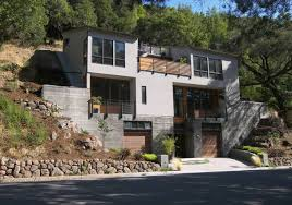 steep hillside house plans steep slope house plans home mansion