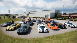 koenigsegg top gear the 2017 koenigsegg owners u0027 meet was a rolling of swedish