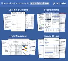 Microsoft Excel Business Templates Free Excel Templates And Spreadsheets