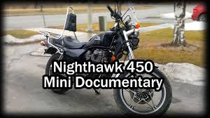 honda nighthawk 450 documentary my first standard motorcycle