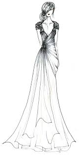 black label wedding gowns anne barge sketched preview