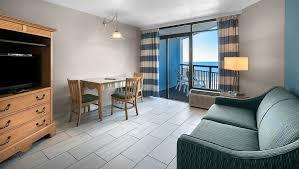 two bedroom suites in myrtle beach ocean view 2 bedroom suite at hotel blue myrtle beach