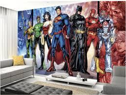 Comic Book Room Decor Wallsauce Com Kals Room Pinterest Wall Murals Room And Room
