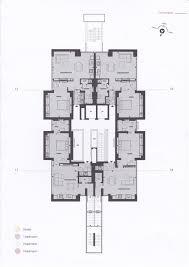 blake tower flat plans barbican living