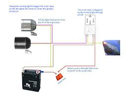 how to wire a light switch diagram with narva spotlight relay and