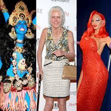 Tina Turner Halloween Costume Definitive Ranking Heidi Klum U0027s Halloween Costumes Food U0026 Wine