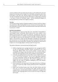 Sample Er Nurse Resume by Big Data For Defense And Security