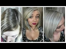 best otc hair bleach how i got platinum silver hair bleach bath green orange colour