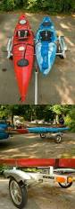 jeep kayak trailer 50 best all things kayak images on pinterest kayaks roof rack