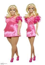 Barbie Meme - fark com 8075216 people want to make barbie fat to promote a