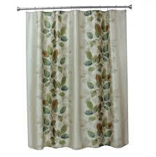 fall leaf shower curtain home design ideas
