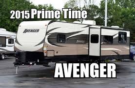 2015 prime time avenger 28rks walkthrough travel trailer youtube
