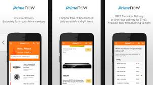 delivery service app prime now 1 2 hour delivery service available in hton