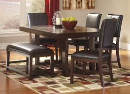 ashley dining room tables buy ashley furniture watson rectangular dining room table set