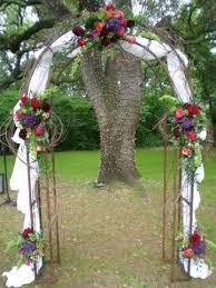 wedding arches designs wedding ceremony flowers in tx by parkcrest floral design