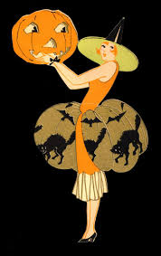 vintage halloween images clip art top 25 best retro halloween ideas on pinterest vintage