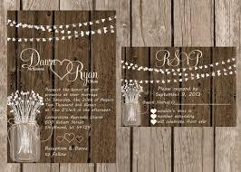 country wedding invitations rustic wedding invitation rustic heart wedding invitation wood