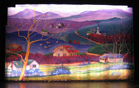 backdrop a play by bob inman produced at children s
