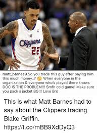 Blake Griffin Memes - it looks like boban wins the trade the real winner of the blake