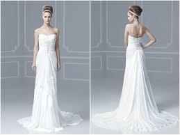 plain wedding dresses new style sheath sweetheart chapel chiffon white plain wedding dress 9589659724458834 jpg