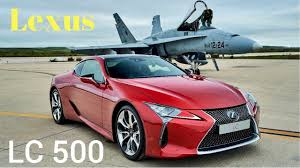 lexus lc 500 review motor trend lexus lc 500 first test best coupe 0f 2018 youtube