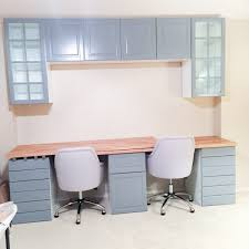Office Kitchen Furniture Upgrading Our Home Office With Ikea Kitchen Cabinets Chapter One