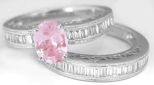 baby engagement rings images Baby pink sapphire in an oval cut in a beautiful semi mount jpg