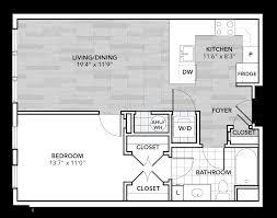 Square Bathroom Floor Plans Floor Plans Chestnut Square Luxury Apartments West Chester Pa