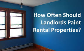 wall paint that doesn t get dirty how often should landlords paint rental properties rentprep