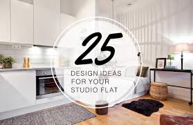 flat design ideas 25 stylish design ideas for your studio flat the luxpad