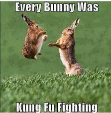 easter fisticuffs and shenanigans