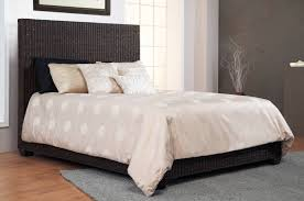 headboards bed rattan haammss