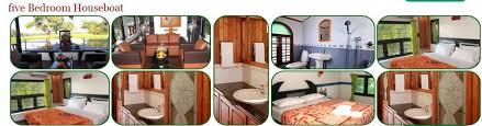 5 Bedroom Houseboat 1 Bed Room Deluxe Houseboat Packages Alleppey