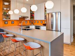 white kitchen pendant lighting white lacquer tom dixon lighting counter stools high gloss pop of