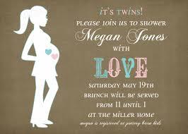 dual baby shower invitations college graduation invitation cards