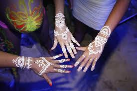 javana henna course bali indonesia