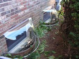 Basement Well Windows - metal window wells window well covers window bubble