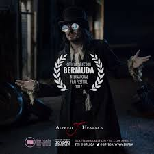 alfred j hemlock to world premiere at bermuda international film