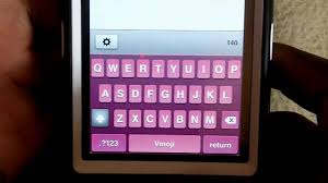 how to change keyboard on android how to change background colour of keyboard to primary colour of